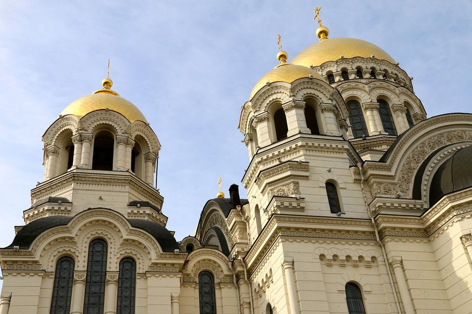 Church, Cathedral, Spirituality, Orthodox