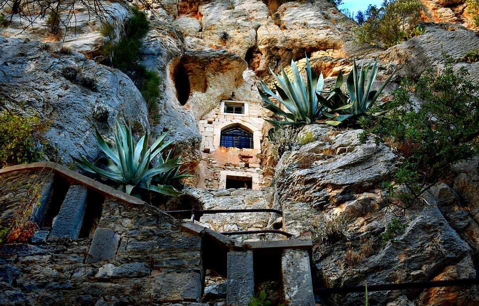 Split, Croatia, Sv, Jere, Sveti Jere, Church, Monastery