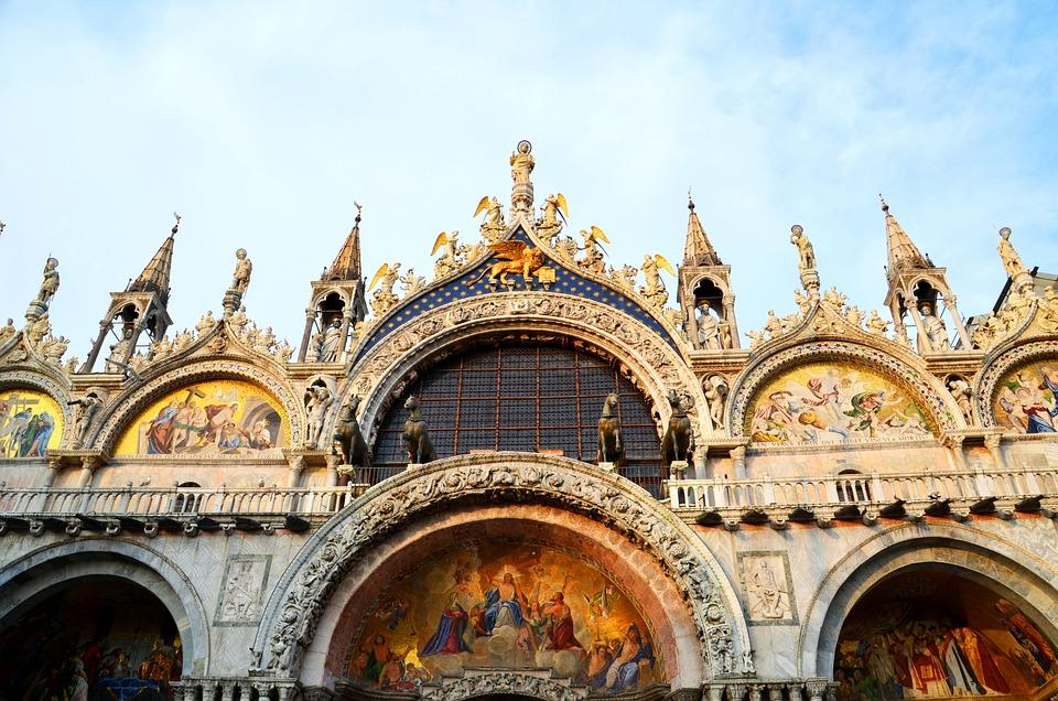 St Mark's Basilica, Church, Building, Architecture