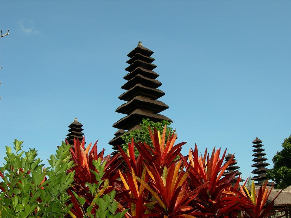 Taman Ayun Temple, Bali, Church, Exotic, Indonesia