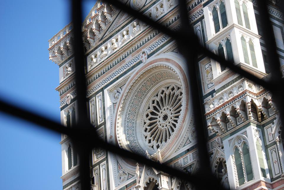 Florence, Church, Tower, Italy, Tuscany, Firenze