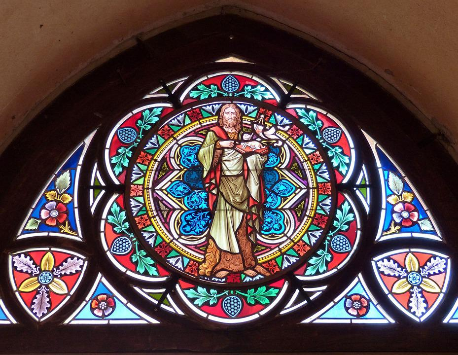 Window, Church, Church Window, Stained Glass, Color