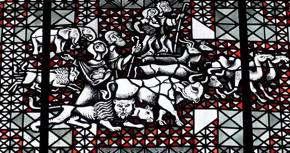 Church, Window, Church Window, Image, Bible