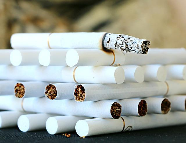 Cigarette, Smoking, Ash, Habit, The Dependence Of