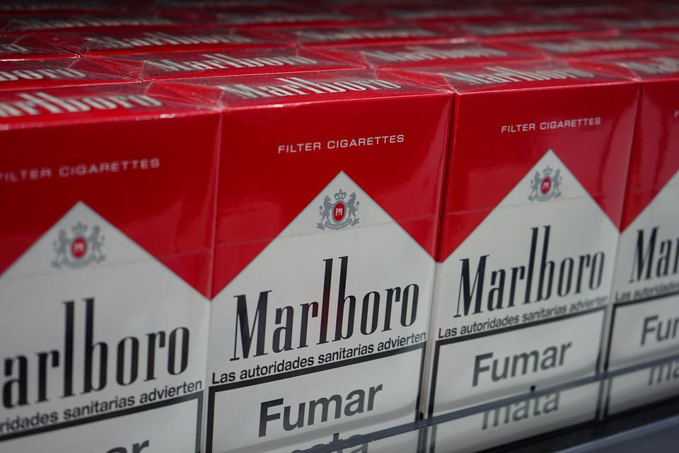 Cigarettes Marlboro erowid