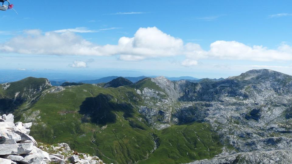 Mountains, Monte Mongioie, Cima Della Saline, Mountain