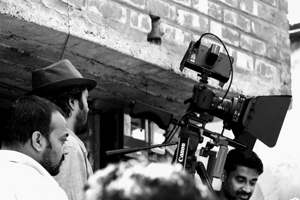 Cinema, Movie, Film, Camera, Filmstrip, Concert