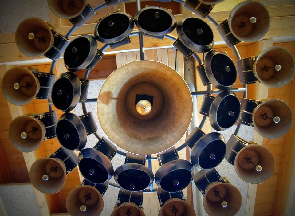 Bells, Circle, Cowbell