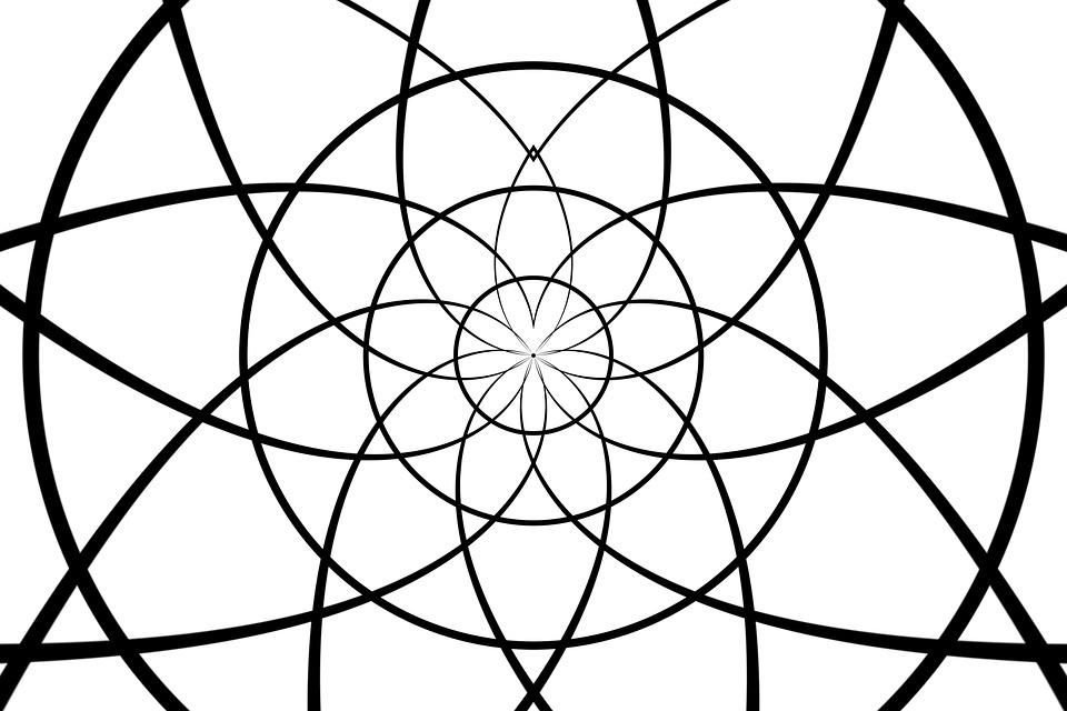 Symmetry, Flower, Circle Flower, Circular, Center