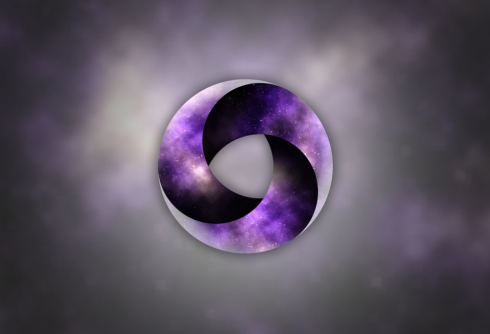 Circle, Space, Background, Wallpaper, Starring
