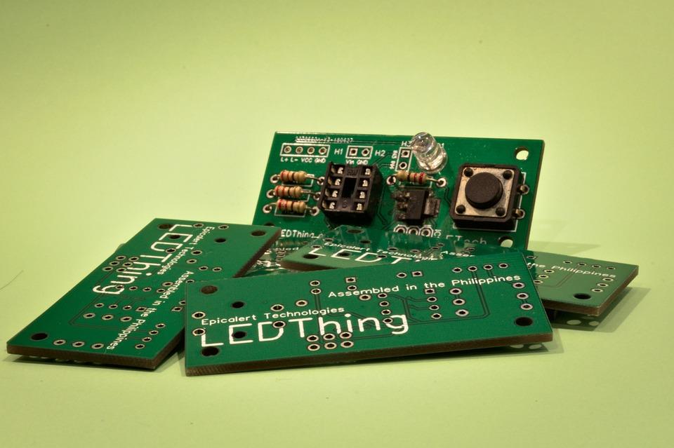 Pcb, Electronics, Circuit, Board, Computers, Circuitry