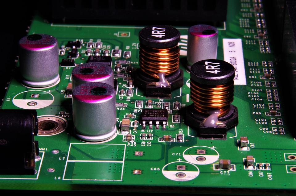 Electronics, Computer, Circuits, Technology