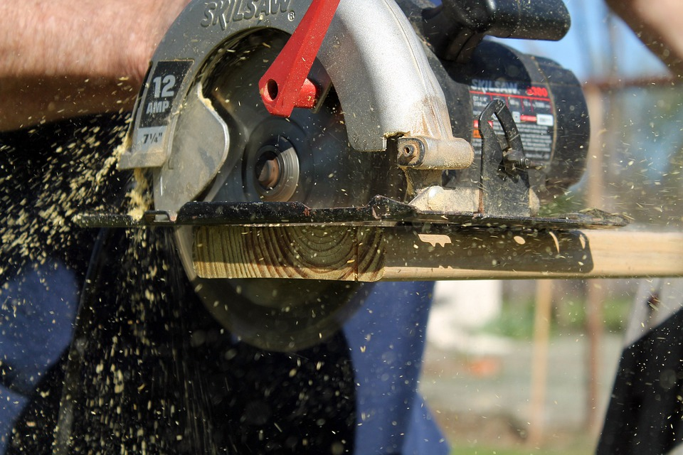 Skill Saw, Circular Saw, Cutting, Blade, Circular, Wood