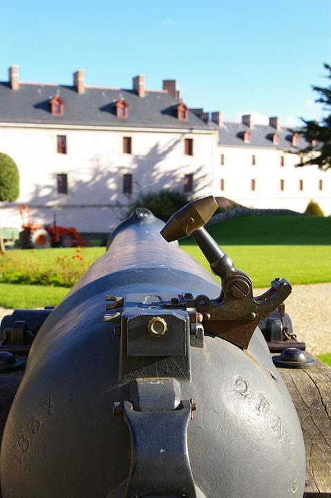 Canon, Citadel, Artillery