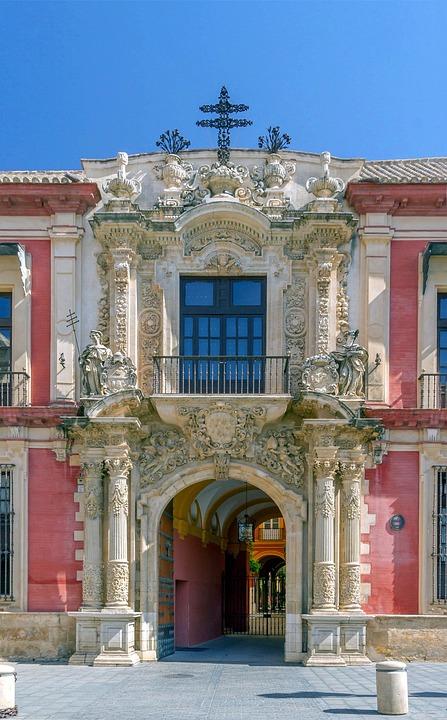 Seville, Spain, City, Cities, Urban