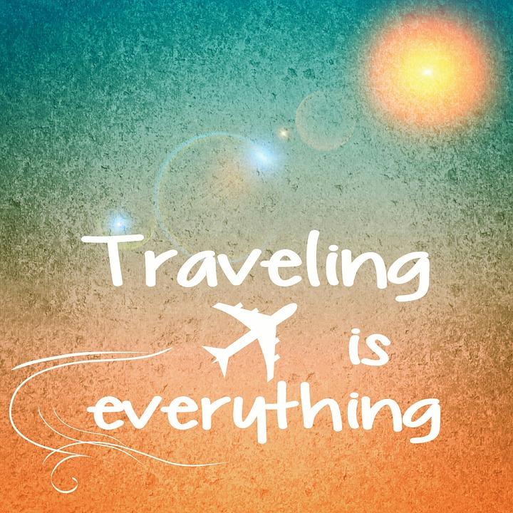 Flight, Cities, Worldwide, Background, Travel