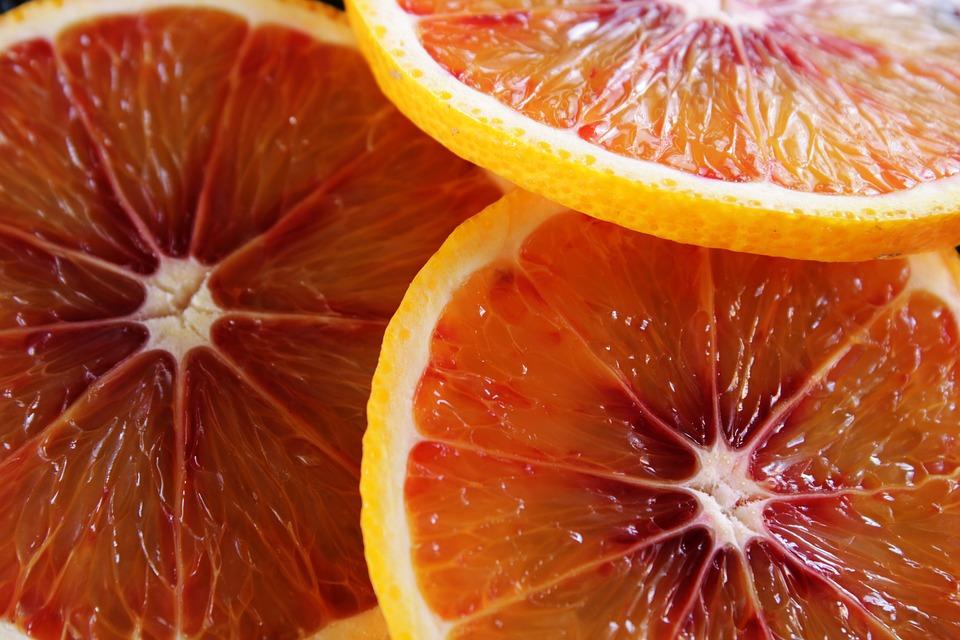 Orange, Blood Orange, Citrus, Fruit, Healthy, Vitamin C
