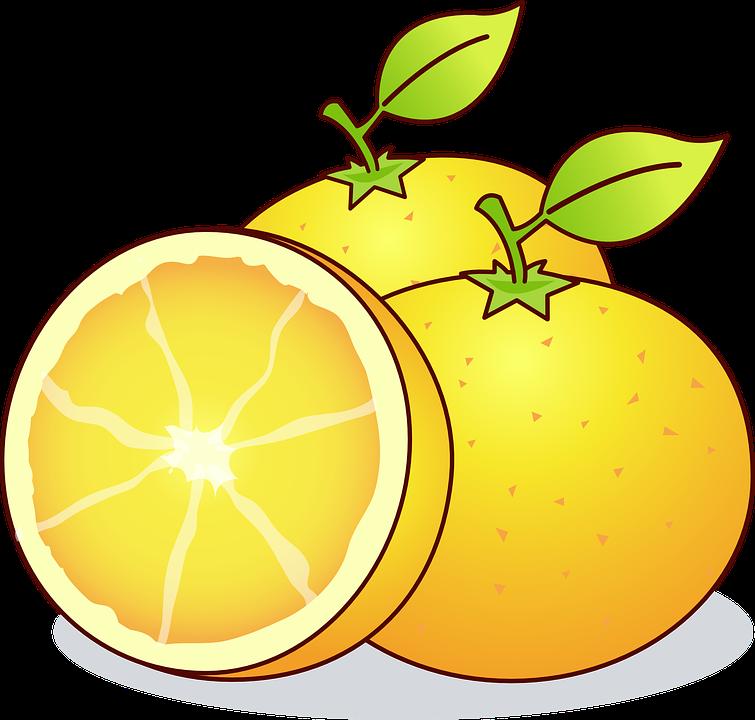 Oranges, Bahia Orange, Citrus Sinensis, Citrus Fruit