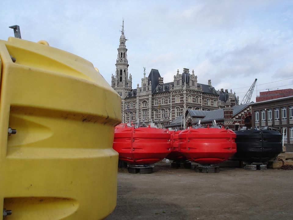 Antwerp, Bins, City, Metropolis