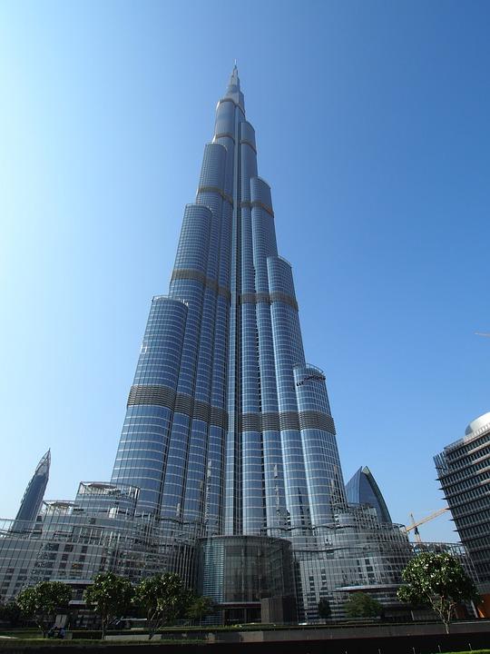 Architecture, City, Building, Sky, Travel, Dubai