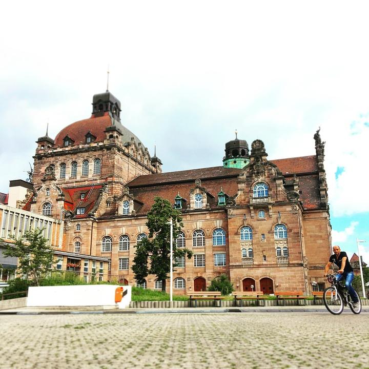Architecture, City, Building, Tourism, Travel