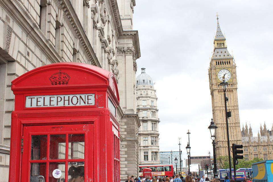 London, Bigben, England, Architecture, City, Travel