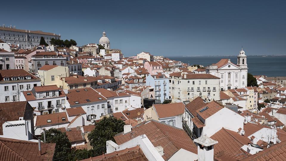 Lisbon, Portugal, Architecture, City, Lisboa, Europe