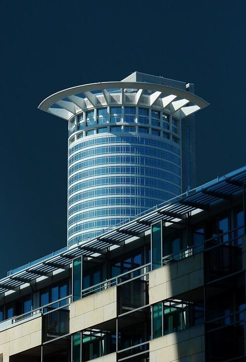 Skyscraper, Building, City, Tower, Architecture, Modern