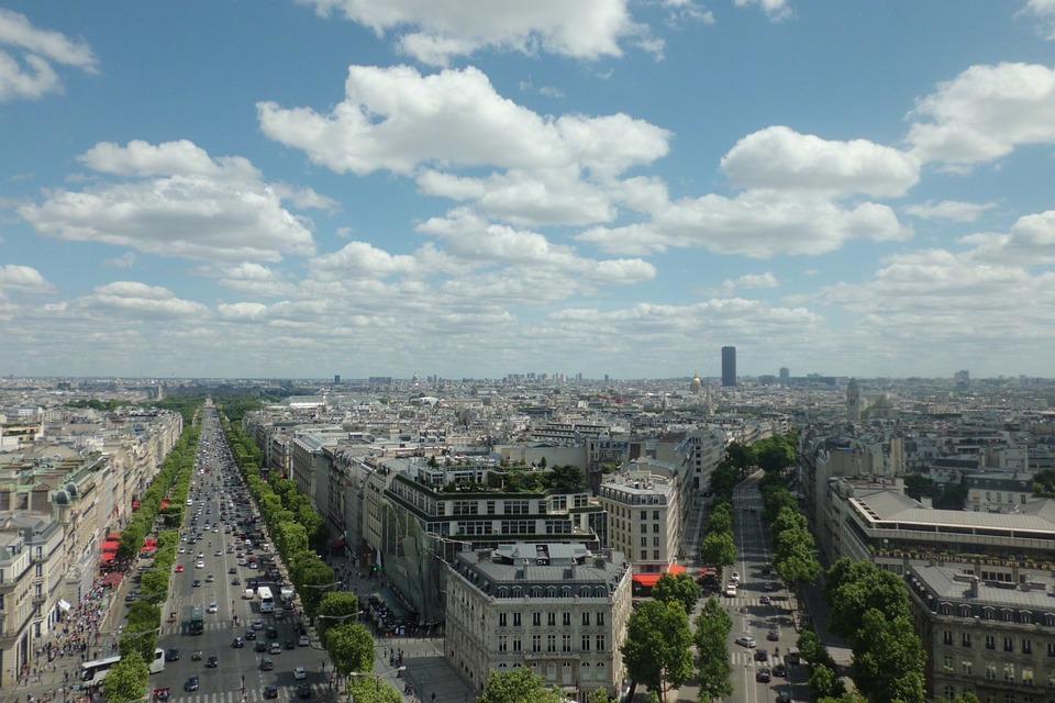 Paris, France, City, Architecture, Cityscape, Urban