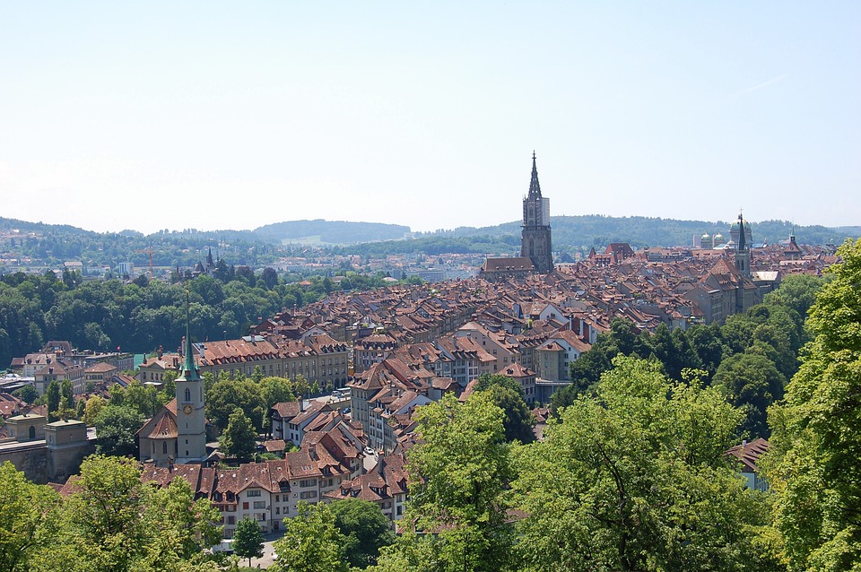 Bern, City, Switzerland