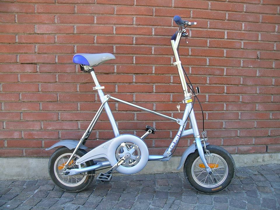 Bicycle, City Bike, Folding Bike