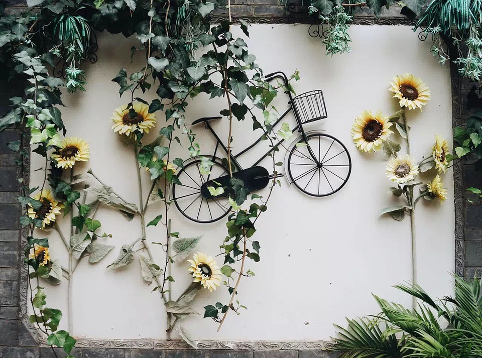 Wall, Bike, Bicycle, Lifestyle, City, Brick, Biking