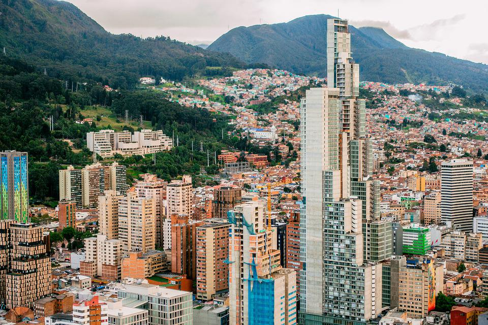 City, Architecture, Urban, Bogota, Bogotá, Capital