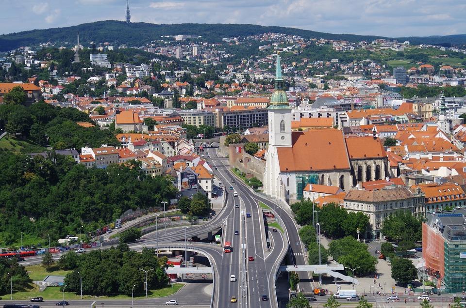 Bratislava, Slovakia, City, Views