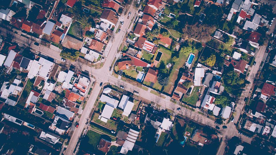 Aerial, Architecture, Building, City, Cityscape