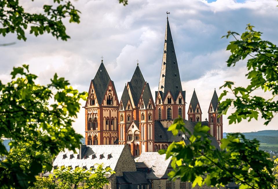 Limburg, Hesse, City, Dom, Building, Architecture