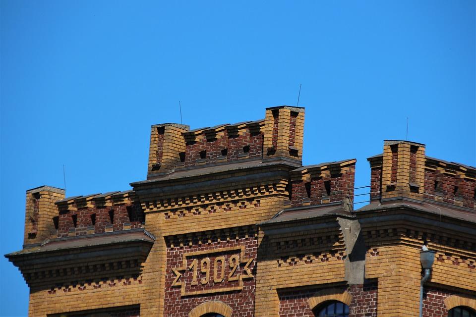 House, Building, Architecture, Villa, Facade, City