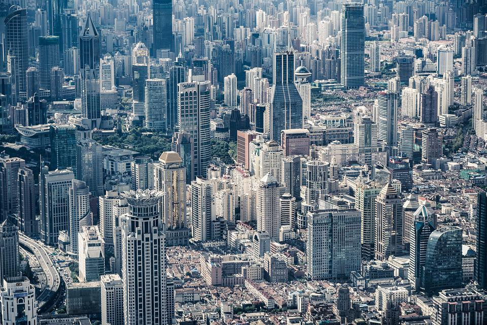Buildings, City, Cityscape, Downtown, Metropolitan