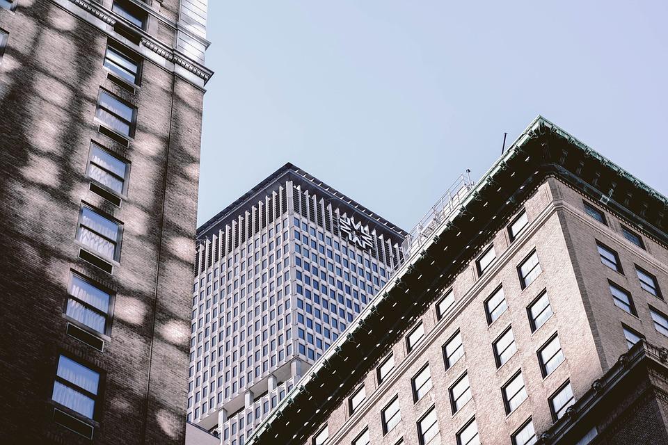 Architecture, Building, Business, City, Downtown