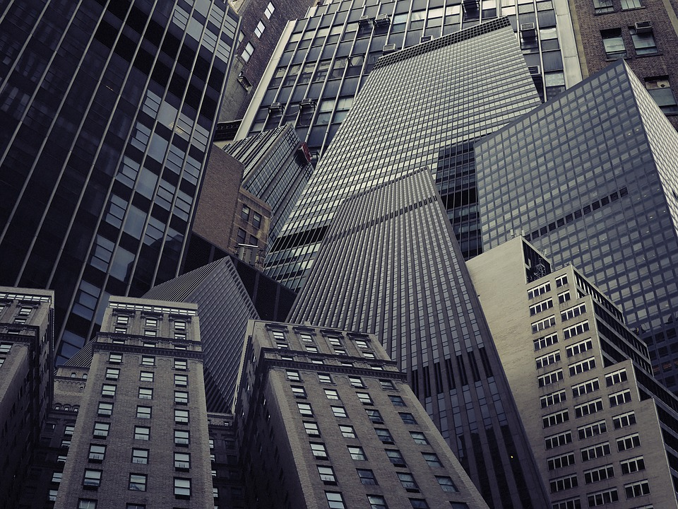 Architecture, City, Business, Office, Skyscraper
