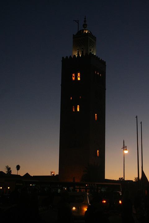 Marrakech, City, City Centre