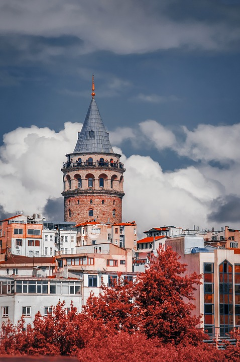 Architecture, City, Castle, Cityscape, Town, Tower