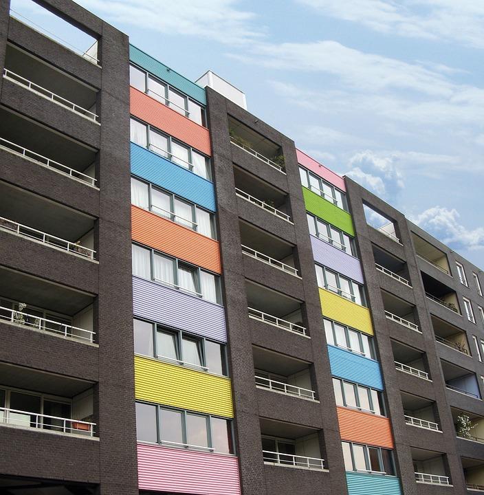 Architecture, Holland, Colors, City