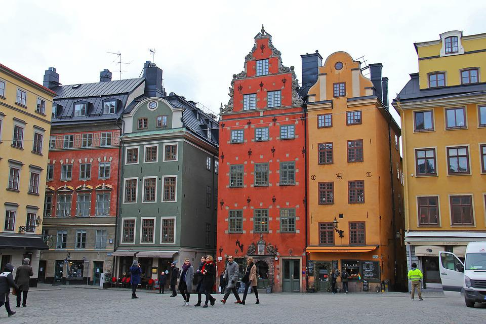 Gamla Stan, Old Town, City, Beautiful, Authentic