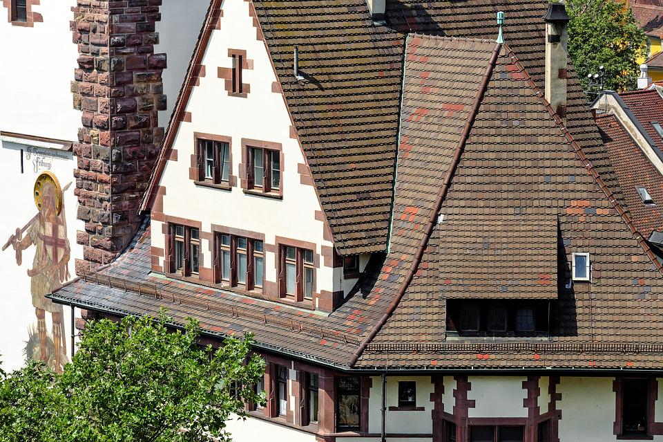 Freiburg, Schwabentor, Upper Gate, City Gate