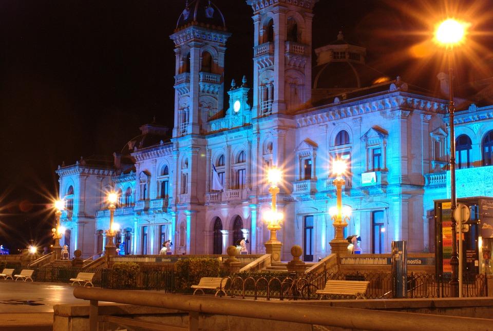 City Hall Of San Sebastián, Architecture