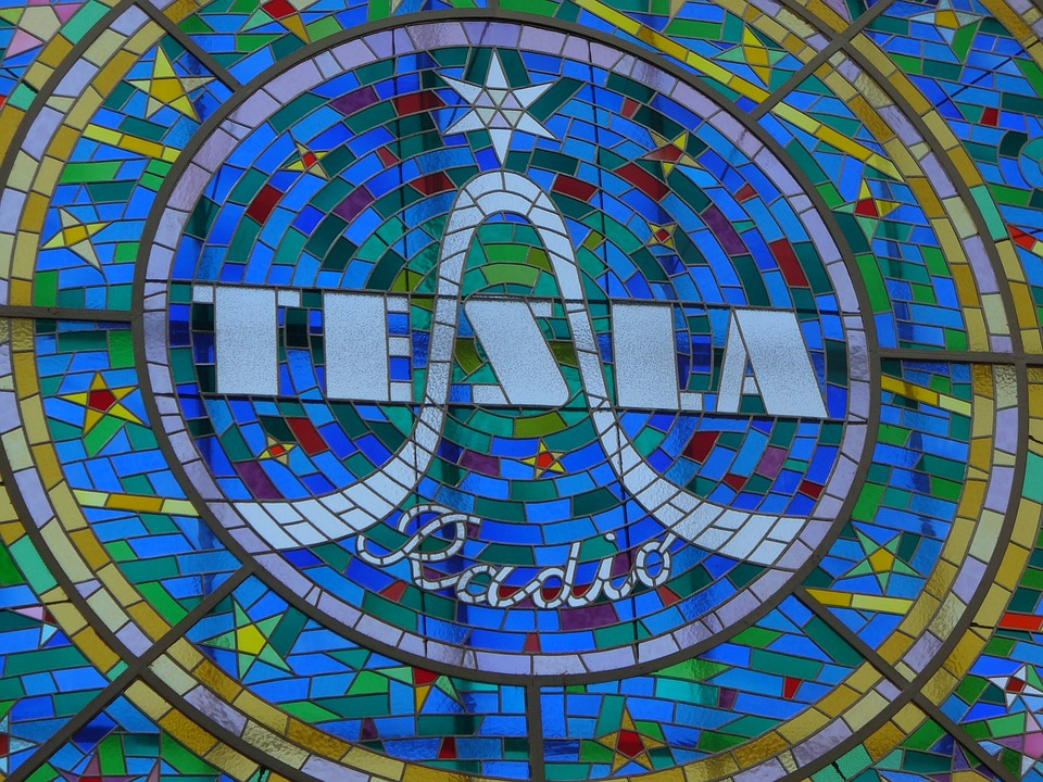 Prague, Czech, City, Tesla, Window, Heritage, Radio