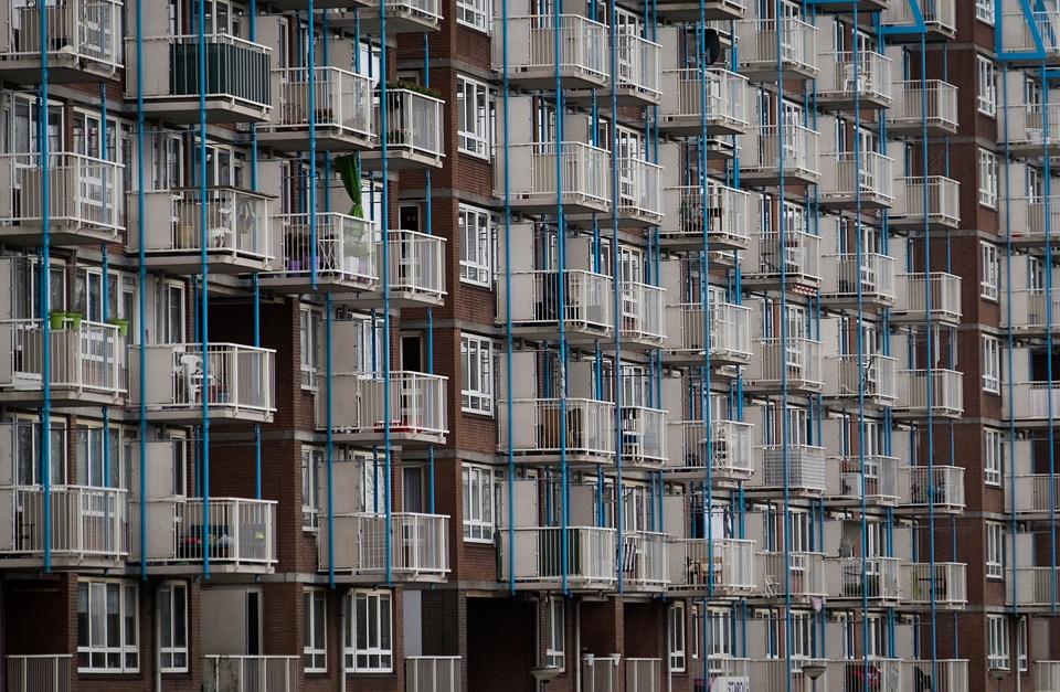 Rotterdam, Holland, City, Architecture, Building