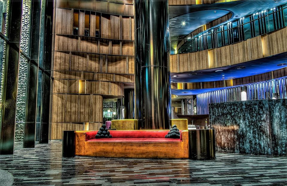 Hotel singapore asia tourism entrance city