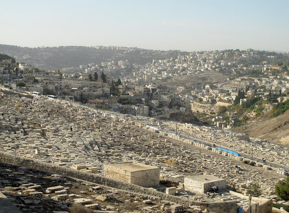 Jerusalem, Israel, City, Holy City
